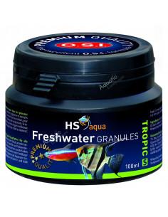 Freshwater Granules S 100 ml